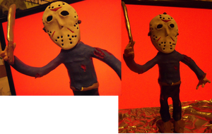 Jason Voorhees by BlindBirdWatcher