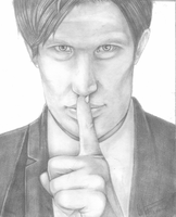 Matt Smith by Hokutochan15