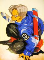 Trunks cell by KingVahagn