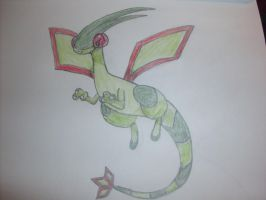 Flygon by JolteonKing217