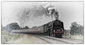 The Bath Spa Express by wildbunchz