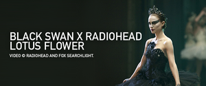 Black Swan x Radiohead by carbalhax