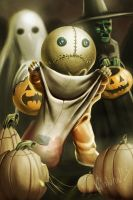 Trick 'r Treat by JoseGalvan