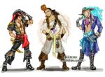 Whitebeard pirates by jen-and-kris