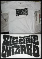 Electric Wizard t-shirt by PanSraka