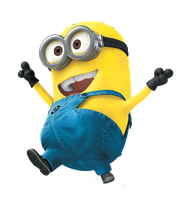 Png -Los minions- by Annnto