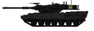 Loeqa Typ7 Main Battle Tank by The-Port-of-Riches