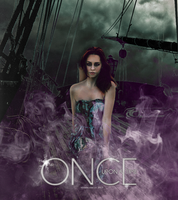 ONCE UPON A TIME and the little mermaid. by ohnaevia