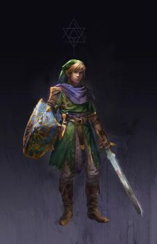 ADULT LINK by hubbleTea