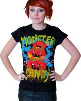 Monster Candy 3 by Hofarts