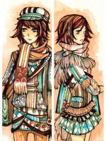 travelling clothes by koyamori
