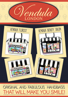 Vendula London: New For 2014 by RicGrayDesign
