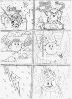 Kirby Concepts by davids-sketchbook