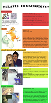 Commission Information by Piranis