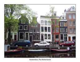 Amsterdam, The Netherlands by samtihen