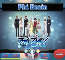 Phi Brain ICO and PNG by bryan1213