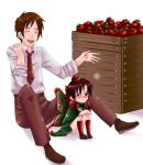 :APH: Happy b-day Spain by Inupii