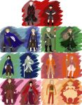 APH - Cardverse redesigns by luna-wannabe