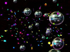 bubble party by kaitlynb7