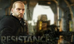 Resistance: Fall of Man sig by Legion-Of-3