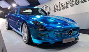 Mercedes SLS AMG 1 by Dany-Art