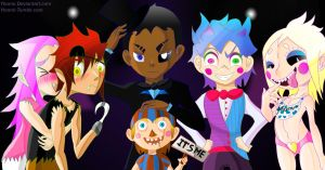 Five Nights At Freddy's - Kids by Yhomir