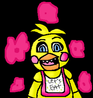 FNAF 2: Chica is the cutness by Mojo1985