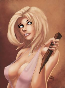 Buffy by logicfun