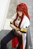 Luke fon Fabre by greengreencat