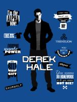 Derek Hale Quotes Teen Wolf by nati-nio