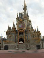 Cinderella's Castle by Wickedly-Witchy