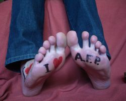 For Artistic Feet Productions5 by KarinaDreamer