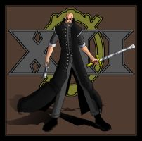 Padre Ruthven in Full view by ajb3art