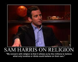 Sam Harris on Religion by fiskefyren