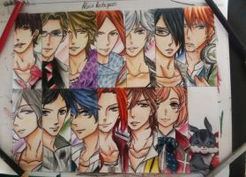 Brothers Conflict by AlexiaRodrigues