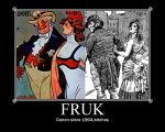 Fruk motivator by Lady--knight