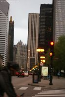 Streets of Chicago by BengalTiger4