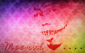 The Color OF THE Mystery Smile by mirul