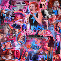 Blend / Never Grow Up / Hayley Williams by PamHoran