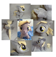 Derpy collage by PlanetPlush