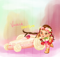 Sugar Rush Meme - Vanilla ShortKate by siquia