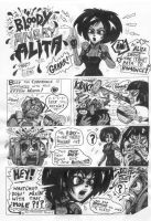 Bloody ANGRY Alita  Part 1 by DarthPeppy