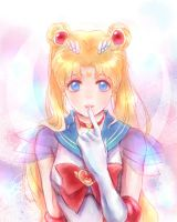 Sailor Moon by drchopper7
