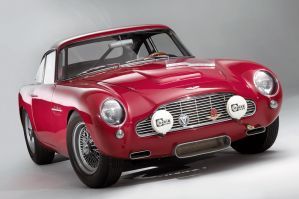1963 Aston Martin DB4 GT Light by TheCarloos