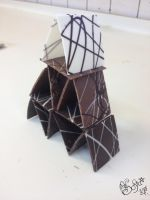 Chocolate squares by Gwendelyn