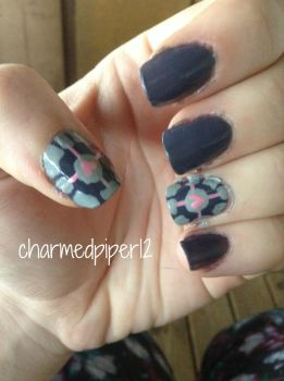 Nail Art 138 by charmedpiper12