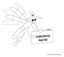 Conspiracy Fly #7--Democracy Always Fails! by IAmTheUnison