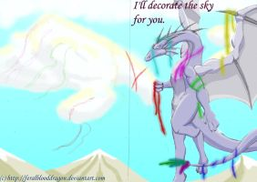 Decorate the Sky by TatterTailArt