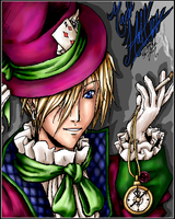 Mad Hatter by mangofish