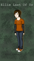 Ellie From The Last Of Us by RubyStone11